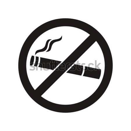No smoking Stock photo © blumer1979