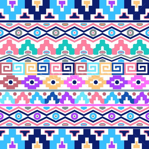 Aztec background Stock photo © blumer1979
