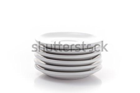 Köteg Kína izolált fehér Stock fotó © bmonteny