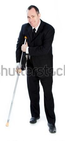 Idős férfi fényképezés mobiltelefon technológia kommunikáció Stock fotó © bmonteny