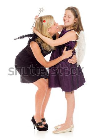 женщину лесбиянок партнера назад весело Сток-фото © bmonteny