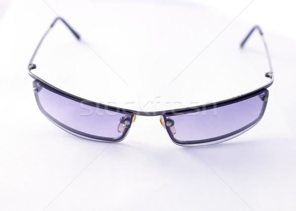 Napszemüveg izolált fehér Stock fotó © bmonteny