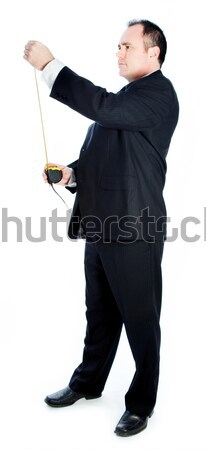 Senior male graduate shooting self in head Stock photo © bmonteny