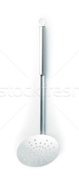 Izolált fehér Stock fotó © bmonteny