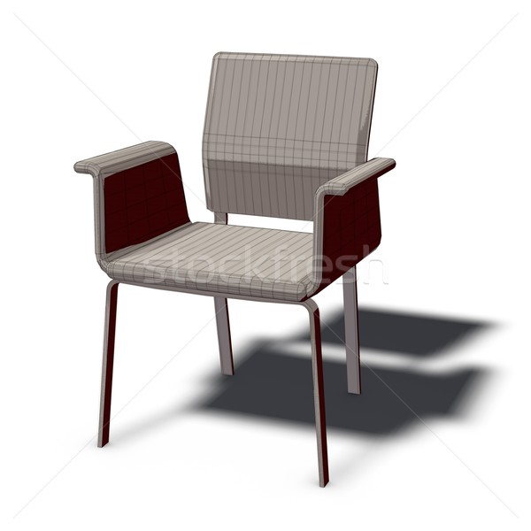 Stok fotoğraf: Sandalye · oturmak · aşağı · dinlenmek · dizayn · sanayi