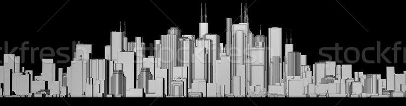 skyline Stock photo © bmwa_xiller