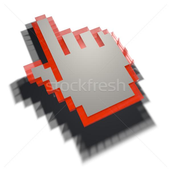 Pittogramma ufficio internet design sfondo web Foto d'archivio © bmwa_xiller