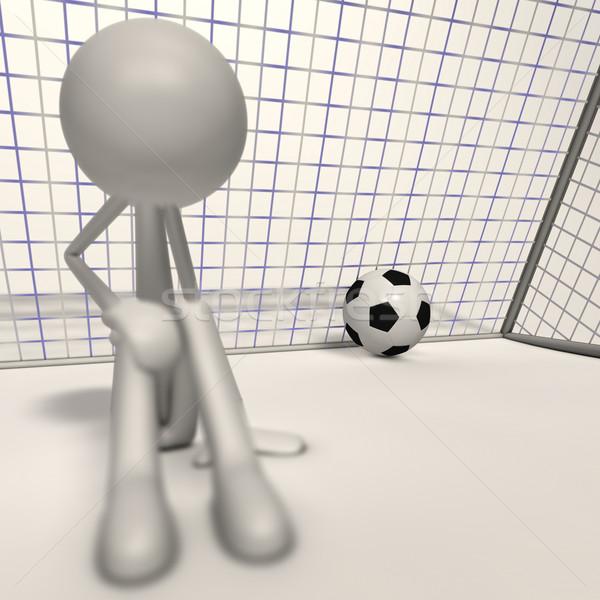 goalkeeper Stock photo © bmwa_xiller