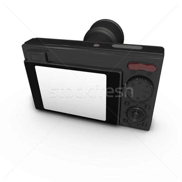 Fotoğrafçılık resim yazı kamera iş Internet dizayn Stok fotoğraf © bmwa_xiller