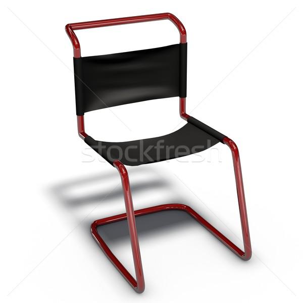 Prodotto design pittogramma tecnologia industria sedia Foto d'archivio © bmwa_xiller