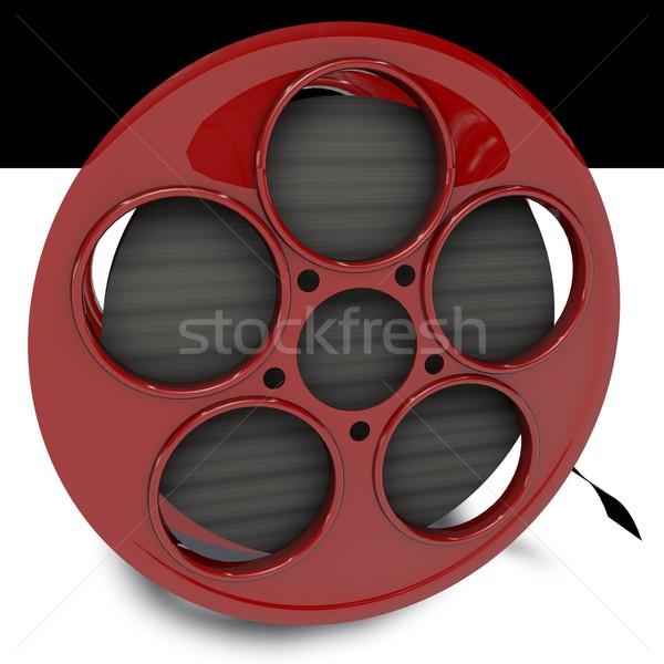 Stock fotó: Videó · piktogram · film · film · szolgáltatás · információ