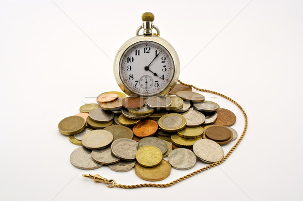 Time is Money Stock photo © bobkeenan