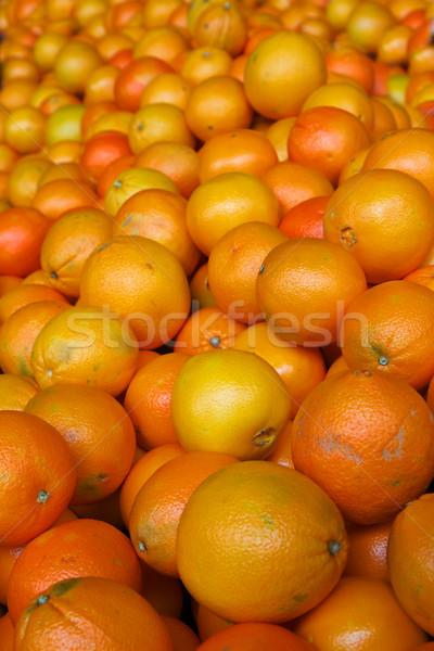 апельсинов ярко оранжевый Фермеры Сток-фото © bobkeenan