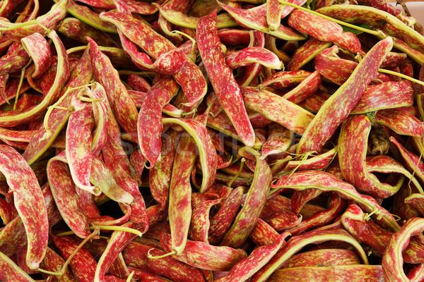 クランベリー 豆 ビッグ 農民 市場 ストックフォト © bobkeenan