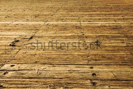 Old wood boardwalk Stock photo © bobkeenan