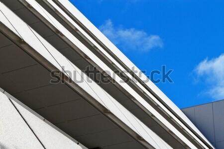 Ramp to the Sky narrow view Stock photo © bobkeenan
