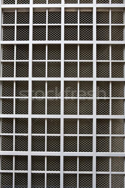 Bars and Screens Stock photo © bobkeenan