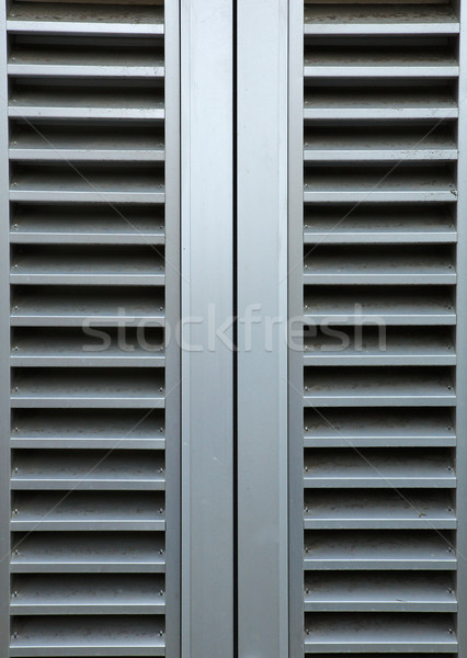 Steel vents Stock photo © bobkeenan