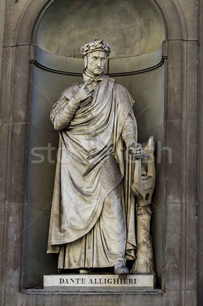FLORENCE art architecture statue marbre Photo stock © boggy