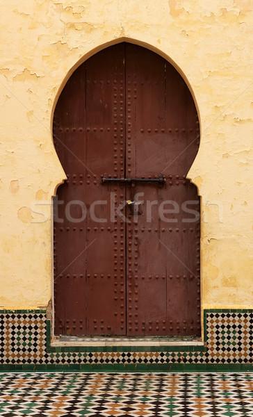 Fez, Morocco Stock photo © boggy