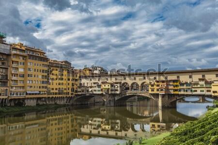 Bridge Ponte Vecchio Stock photo © boggy
