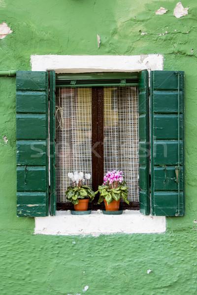 Window Stock photo © boggy