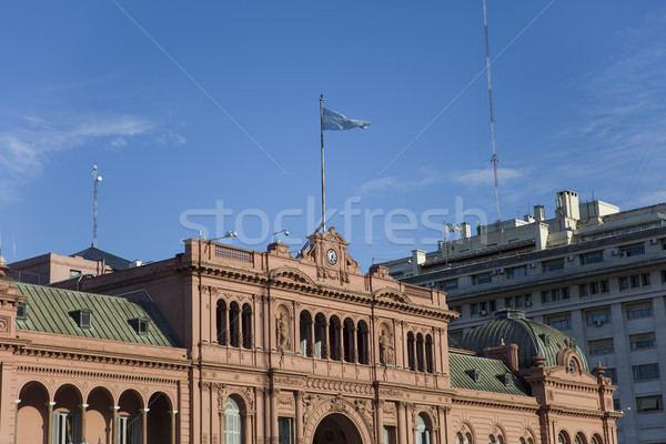 Casa Rosada in Buenos Aires, Argentina Stock photo © boggy