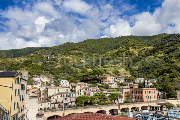 Monterosso al mare Stock photo © boggy