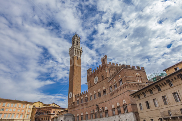 Siena, Italy Stock photo © boggy