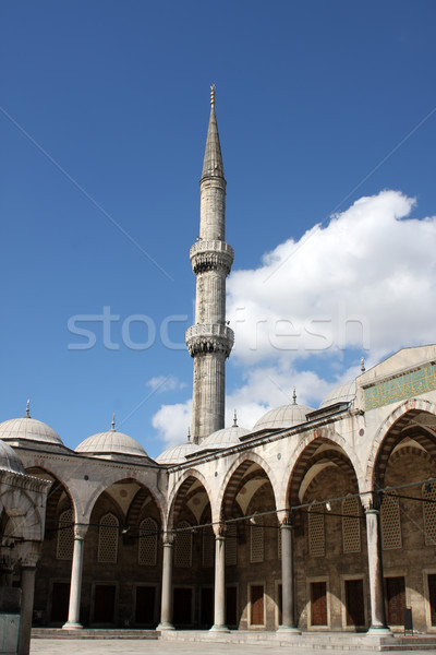 Sultan Ahmed Mosque Stock photo © boggy