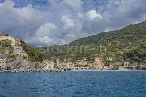 Monterosso al mare, Italy Stock photo © boggy