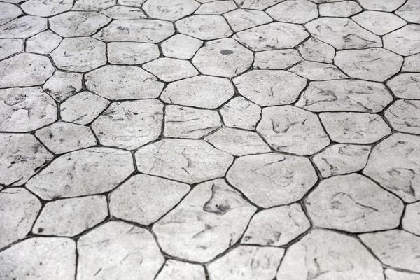 Irregular stone pathway Stock photo © boggy