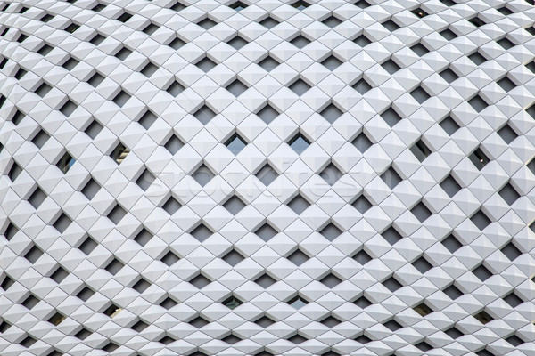 Arquitetura moderna pormenor branco abstrato projeto Foto stock © boggy