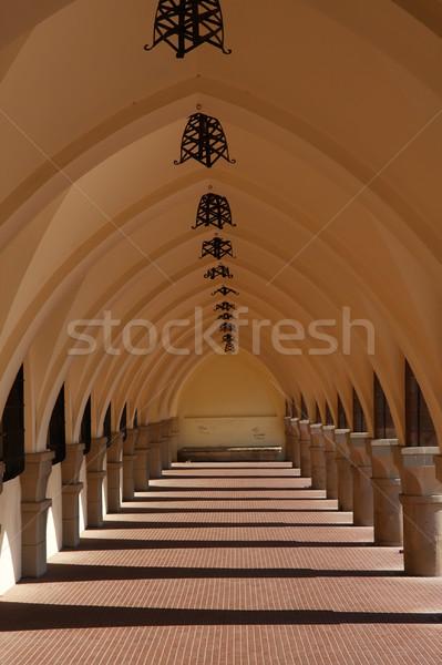 Walkway Stock photo © boggy