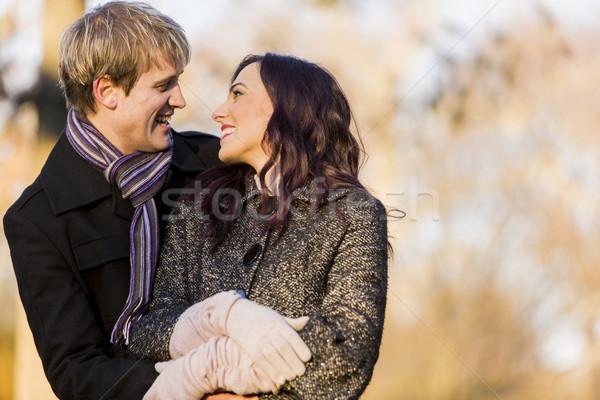 Romance Stock photo © boggy