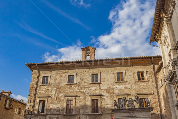 Montepulciano, Italy Stock photo © boggy