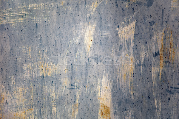Arrugginito metal texture view abstract design Foto d'archivio © boggy