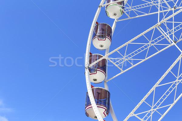 Ferris wheel Stock photo © boggy