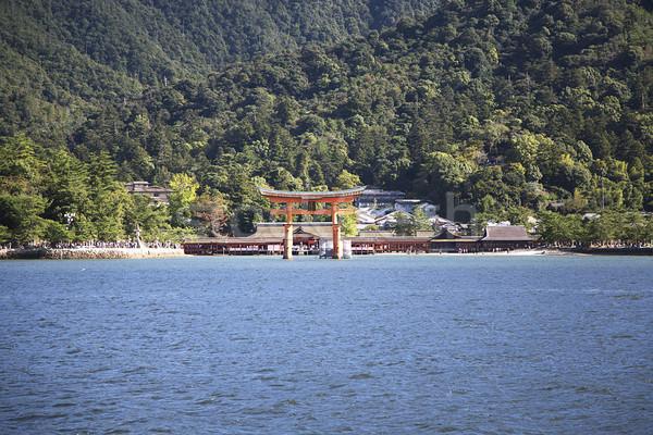 Miyajima island Stock photo © boggy