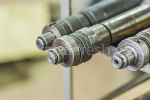 Industrial tools Stock photo © boggy