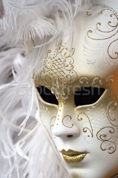 Venice mask Stock photo © boggy