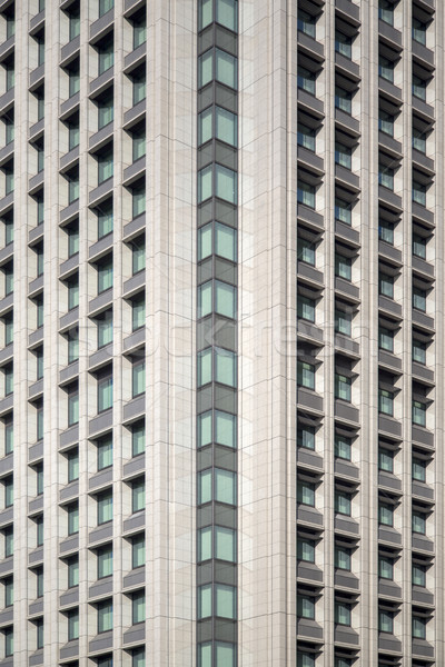 View at modern building in Tokyo, Japan Stock photo © boggy