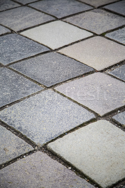 Stone road texture Stock photo © boggy