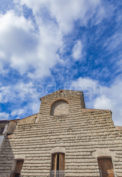 Basilica di San Lorenzo in Florence Stock photo © boggy