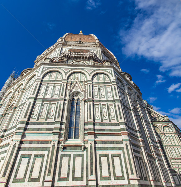 Florence cathedral Stock photo © boggy