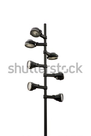 Modern floodlights Stock photo © boggy