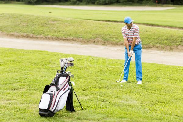 Golf Stock photo © boggy