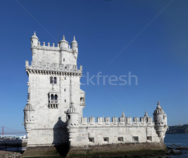 Torre de Belem, Lisbon, Portugal Stock photo © boggy
