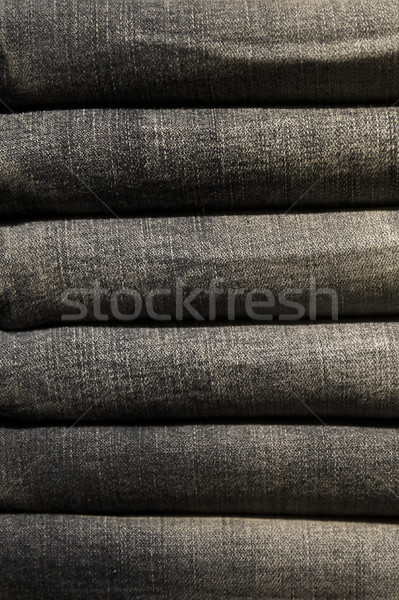Detail of the old sacks Stock photo © boggy