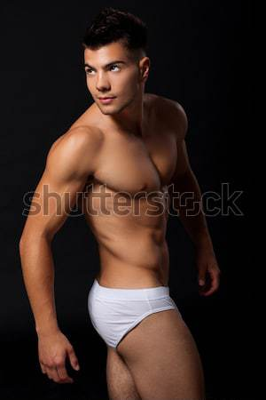 Young man Stock photo © boggy